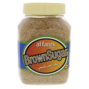 Al Fares Brown Sugar 1kg