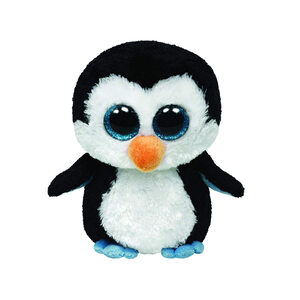 TY Bean Boos Waddles Penguin 36904  13inch