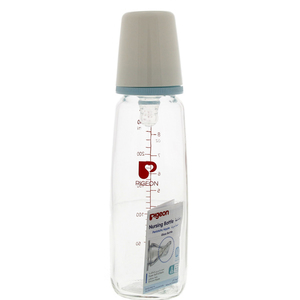Pigeon Glass Feeding Bottle 240ml