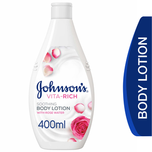 Johnson's Body Lotion Vita-Rich Soothing 400ml