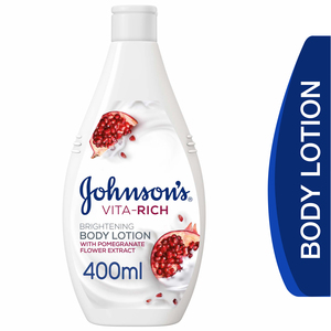 Johnson's Body Lotion Vita-Rich Brightening 400ml