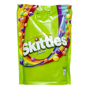Skittles Crazy Sours Chocolate 174g