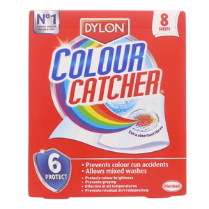 Dylon Colour Catcher Stain Remover 8Sheets