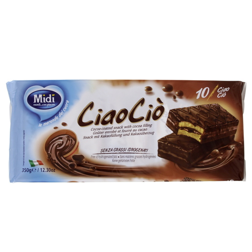 Midi Ciaocio 35g x 10 Pieces