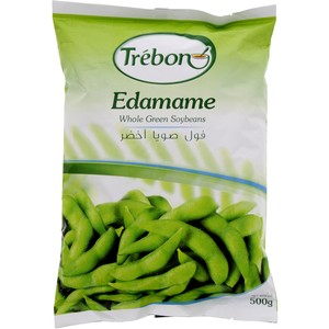 Trebon Whole Green Soybeans 500g