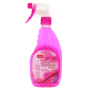 Lulu Glass & Surface Cleaner Potpourri 500ml