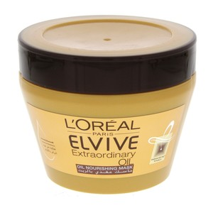 L'Oreal Elvive Extra Ordinary Oil Nourishing Mask 300ml