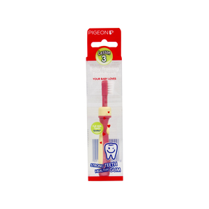 Pigeon Baby Training Toothbrush 1pc