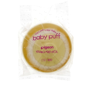 Pigeon Baby Puff Powder Case 1pc