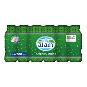 Al Ain Bottled Drinking Water 200ml