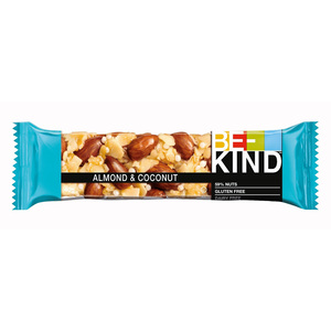 Be Kind Almond & Coconut Fruit and Nut Bar 40g
