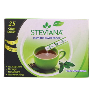 Steviana Sweetener From Stavia Leaves 37.5g