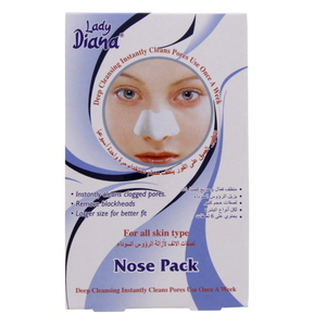 Lady Diana Nose Pack 6pcs