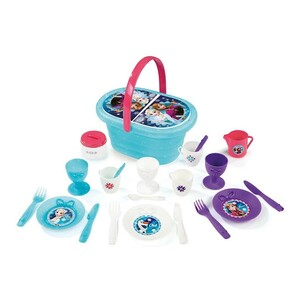 Smoby Frozen Picnic Basket With Accessories 24485