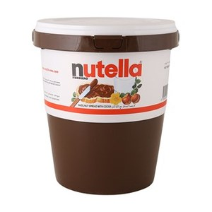 Nutella Hazelnut Spread with Cocoa 3kg