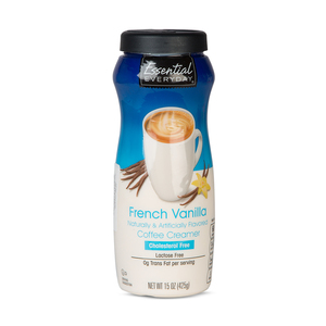 Essential Everyday Coffee Creamer French Vanilla 425g