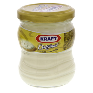 Kraft Cheddar Cheese Spread Original 140g