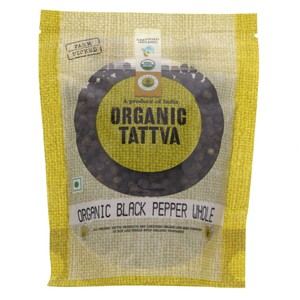 Organic Tattva Organic Black Pepper Whole 100g