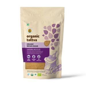 Organic Tattva Organic Brown Sugar 500g