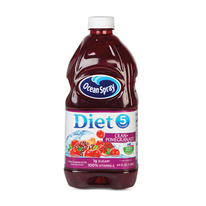 Ocean Spray Diet Cranberry & Pomegranate Juice Drink 1.89Litre