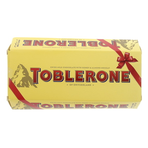 Toblerone Milk Chocolate 5 X 100g
