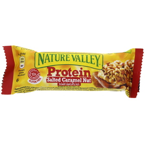 Nature Valley Protein Salted Caramel Nut Bar 40g