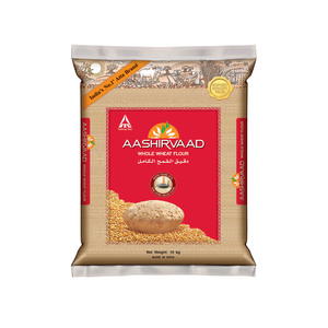 Asshirvaad Whole Wheat Flour Shudh Chakki Atta 10kg