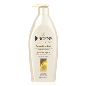 Jergens Body Lotion Smoothing Oud 400ml
