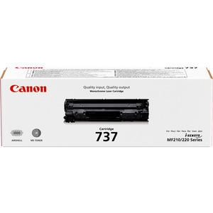 Canon Laser Toner Cartridge 737 Black