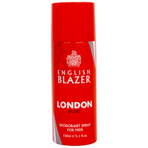 English Blazer London Sport Deodorant Spray For Men 150ml