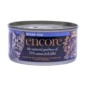 Encore Cat Food Ocean Fish 70g
