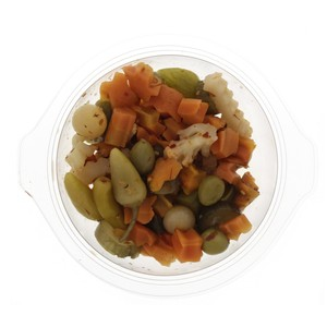 Egyptian Premium Mixed Pickles 300g