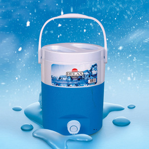 Relax Cooler 2 Gallon RLX1001-2 Assorted Colors