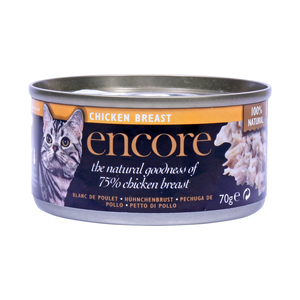 Encore Cat Food Chicken Breast 70g