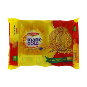 Britannia Marie Gold Tea Time Biscuits 90g x 8pcs