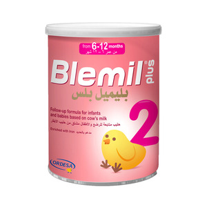 Blemil Plus Baby Milk Powder From 6 - 12 Months 400g