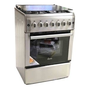Ikon Cooking Range 57X57 IK-T574 4Burner
