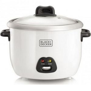 Black+Decker Rice Cooker RC1850-B5 1.8Ltr