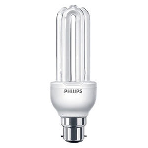 Philips Essential Energy Saving CFL 18W B22 CDL