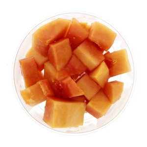 Fresh Papaya Cuts 250g