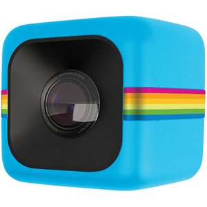Polaroid Full HD Mini Action Camera Cube Blue POLC3