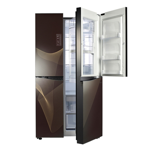 LG Door In Door Side By Side Refrigerator GR-M257JGQV 700Ltr, Inverter Linear Compressor, Hygiene Fresh