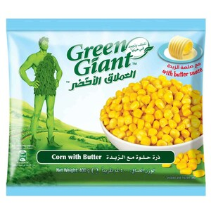 Green Giant Corn with Butter 400g