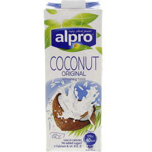 Alpro Coconut Drink with Rice Original 1Litre