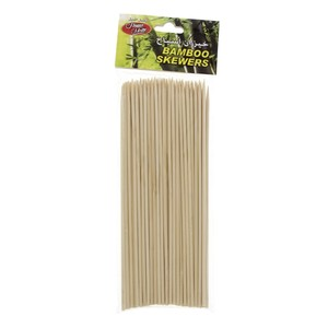 Home Mate Bamboo Skewers 20cm 100pcs