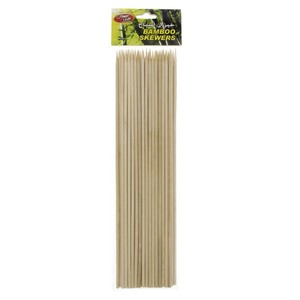 Home Mate Bamboo Skewers 30cm 50pcs