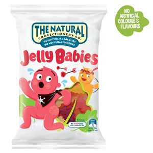 The Natural Confectionery Co. Jelly Babies Jelly Candy 260g