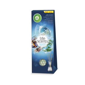 Air Wick Air Freshener Life Scents Reeds Turquoise Oasis 30 Ml