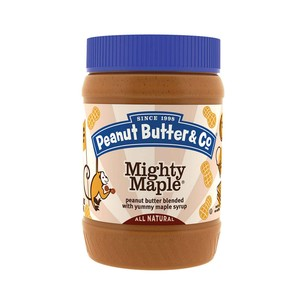 Peanut Butter & Co Peanut Butter with Mighty Maple 454g