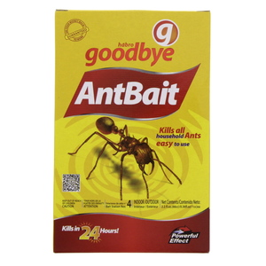 Goodbye Ant Bait 4's